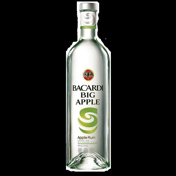 Rum Bacardi Maçã - Bacardi PNG