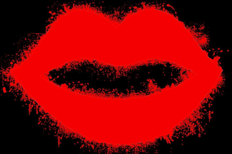 labbra donna bocca sexy bacio bocca donna trucco - Bacio PNG