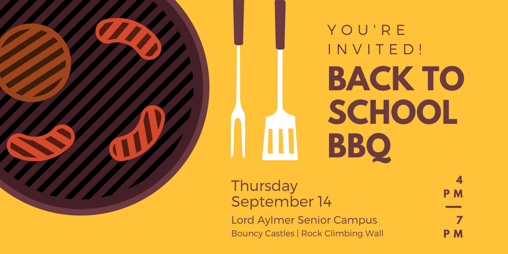 Back To School Bbq PNG-PlusPNG.com-1000 - Back To School Bbq PNG