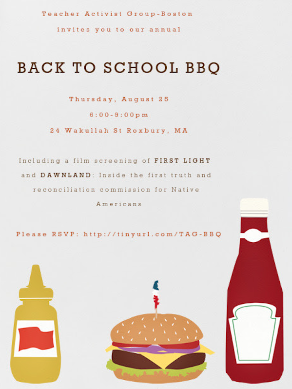 Back to School BBQ and Film Screening on Thurs, Aug 25! - Back To School Bbq PNG