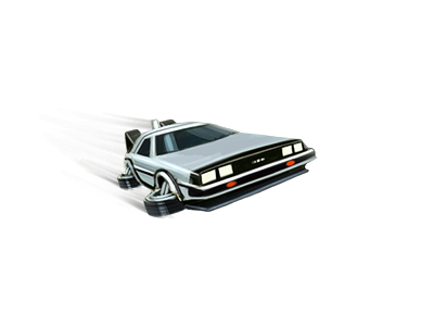 Back To The Future PNG - 145870