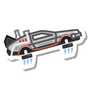 Back To The Future PNG - 145864