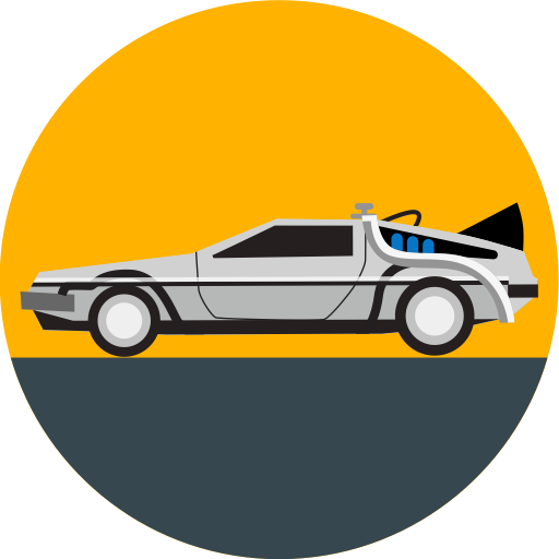 Back To The Future PNG - 145862
