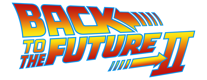 Back To The Future PNG - 145853