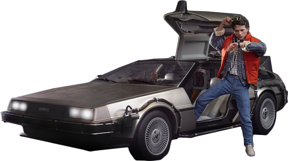 Back To The Future PNG - 145854