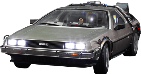 Back To The Future PNG - 145869