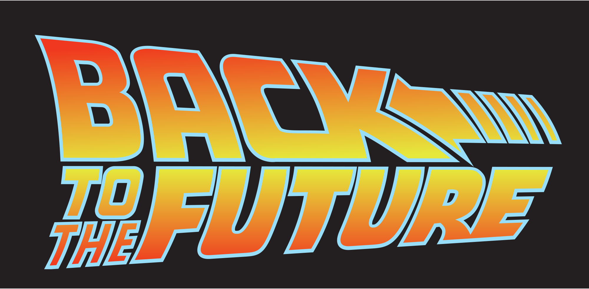 Back To The Future PNG - 145855