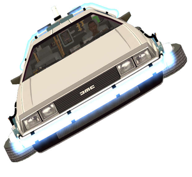 Back To The Future PNG - 145867