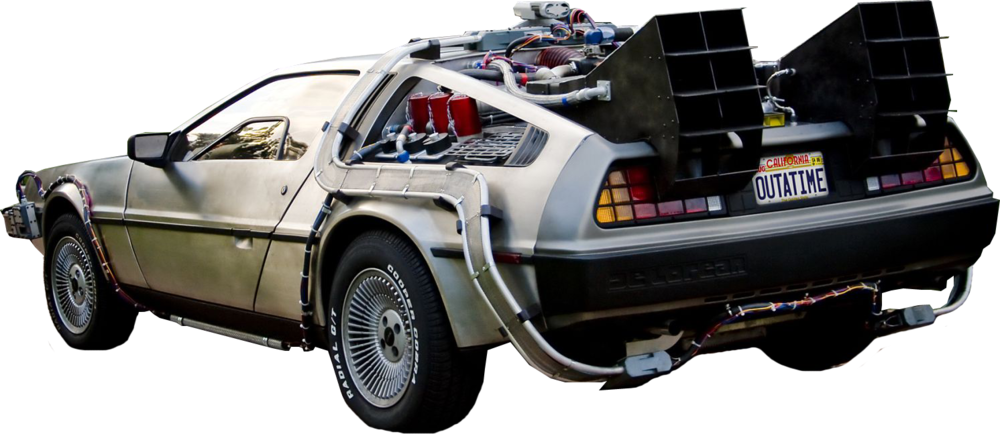 Back To The Future PNG - 145871