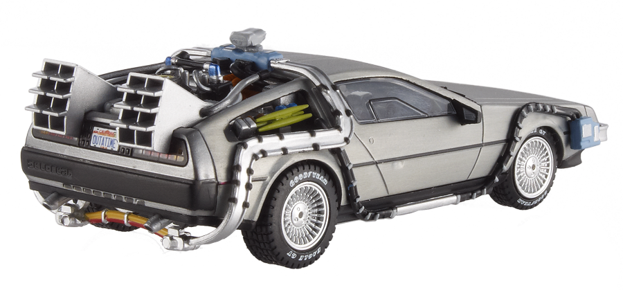 Back To The Future PNG - 145863