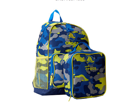 Backpack And Lunch Box PNG-PlusPNG.com-398