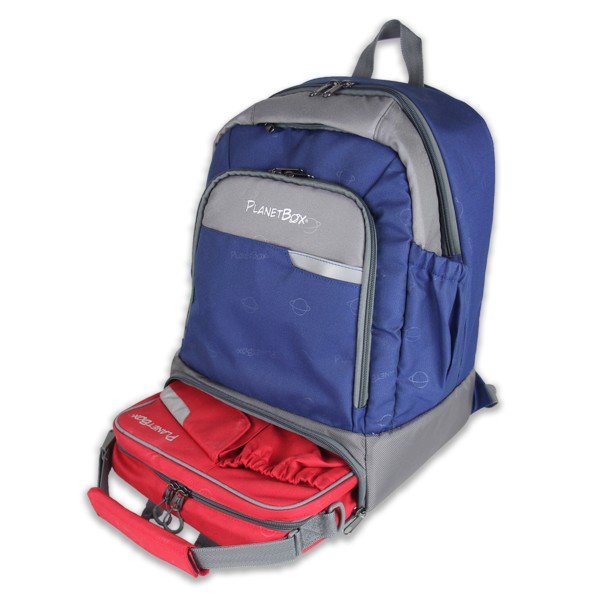 Backpack And Lunch Box PNG-PlusPNG.com-600