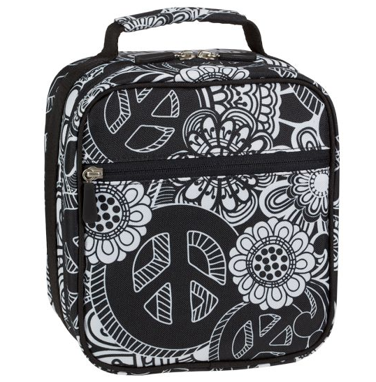 peace garden lunch bag | cool mom picks