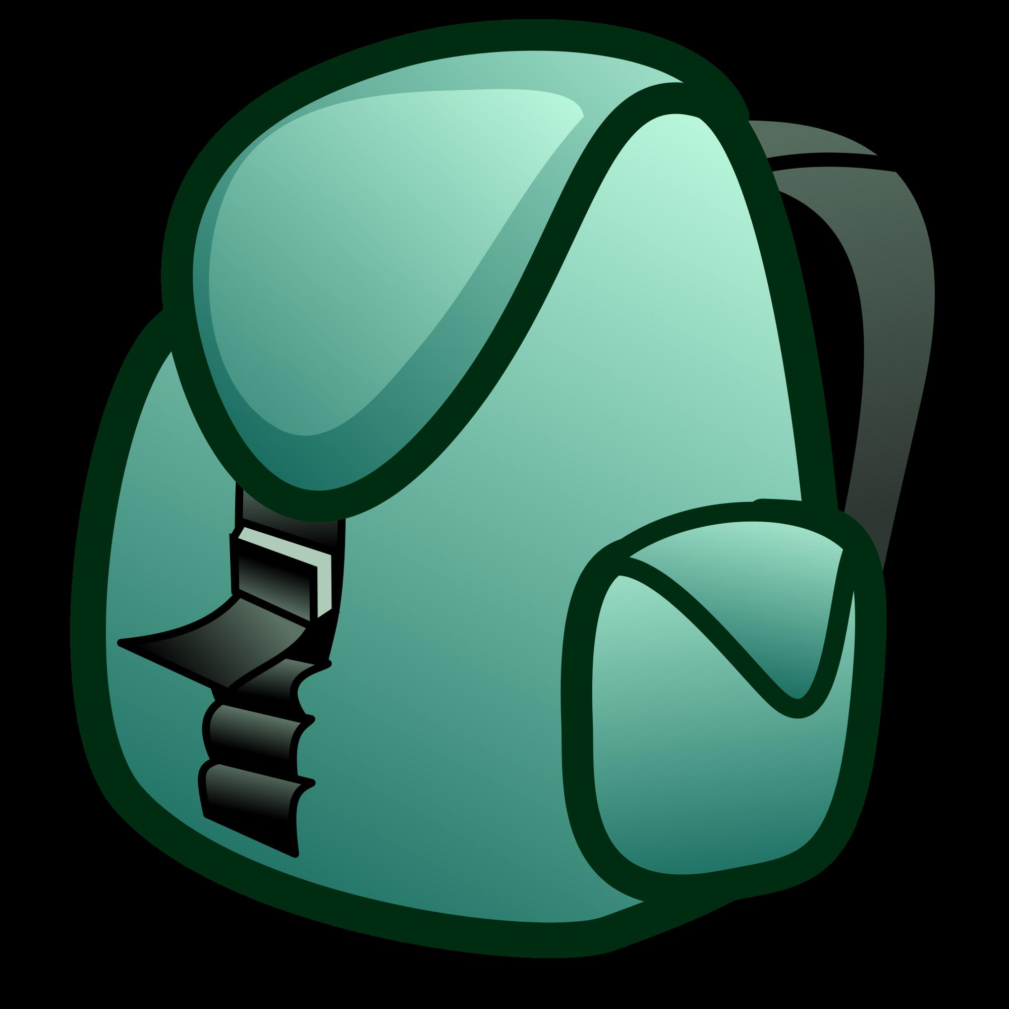 New SVG image - Backpack PNG