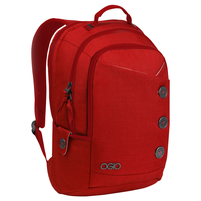 Ogio Red Backpack - Backpack PNG