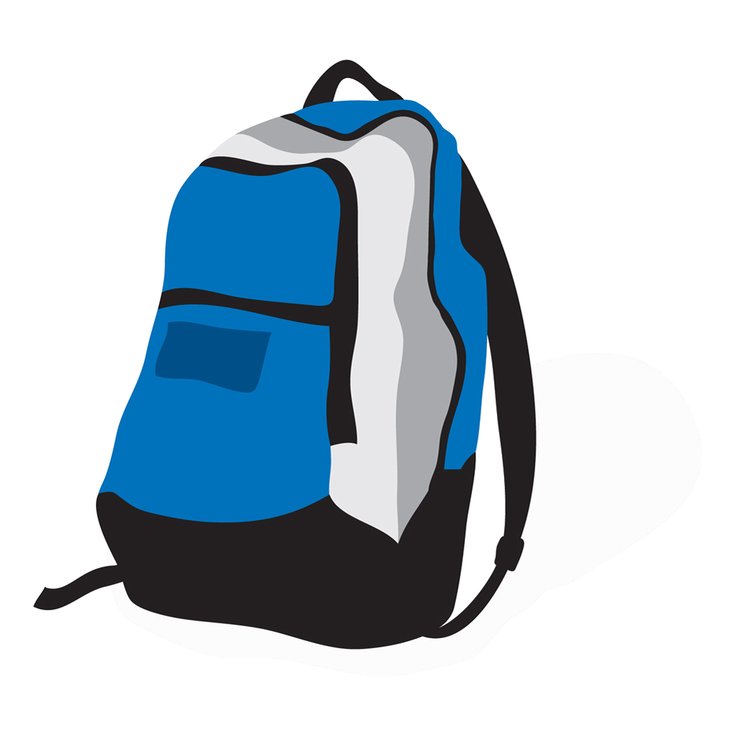 PNG File Name: Backpack PNG
