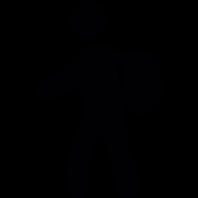 Backpacker Logo Vector PNG