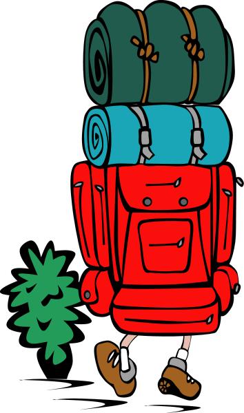 backpacker - Backpacker PNG