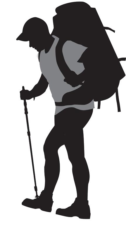 logo - Backpacker PNG