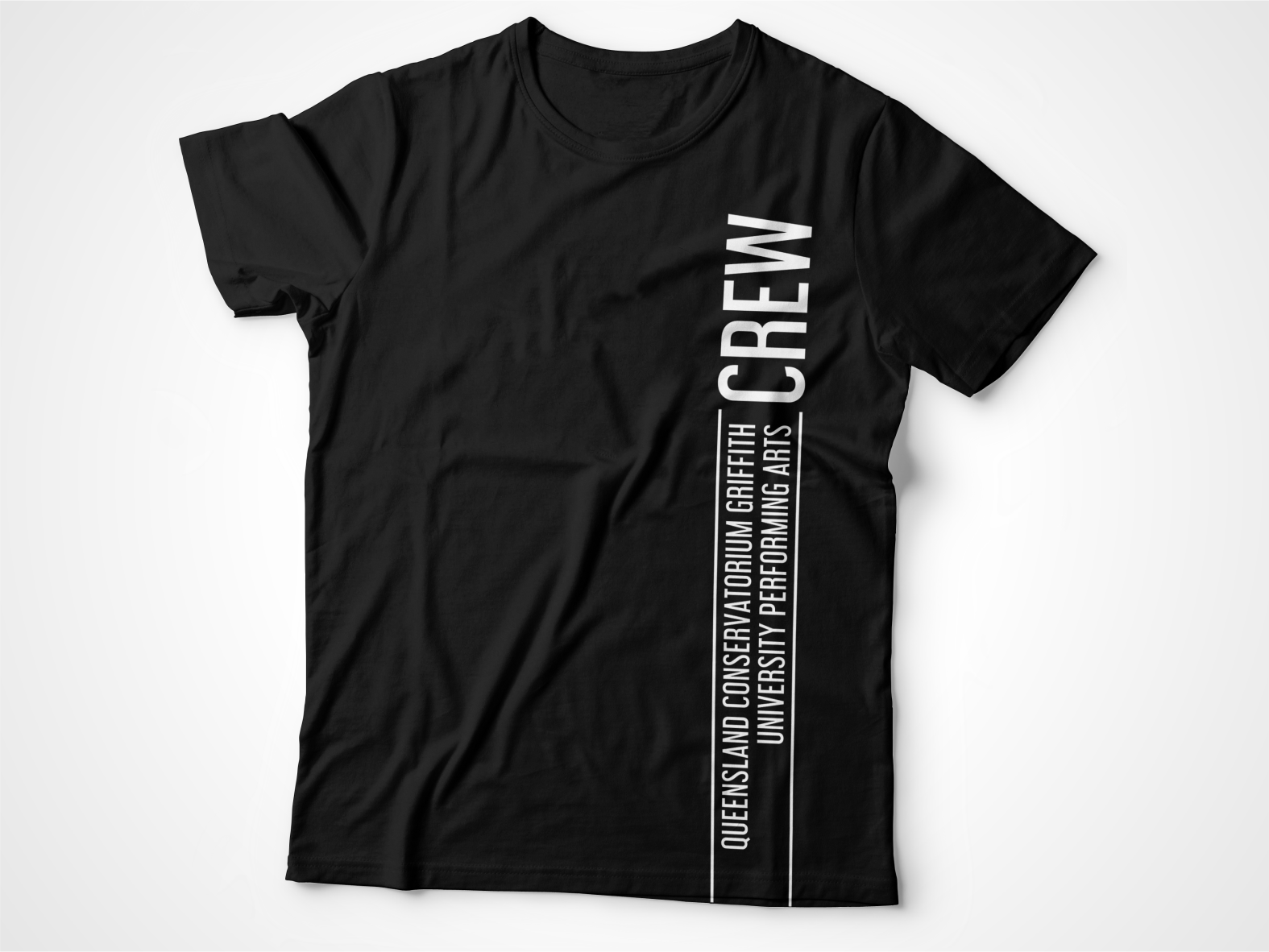 Winning design #46 by arni_admim, T-shirt Design for Backstage Crew Shirt  Contest - Backstage Crew PNG