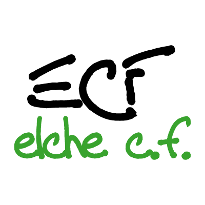 Elche C.F. (2009) vector logo - Backus Johnston Vector PNG
