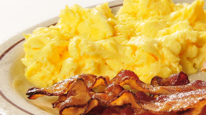 Wake Forest Breakfast - Bacon And Egg PNG