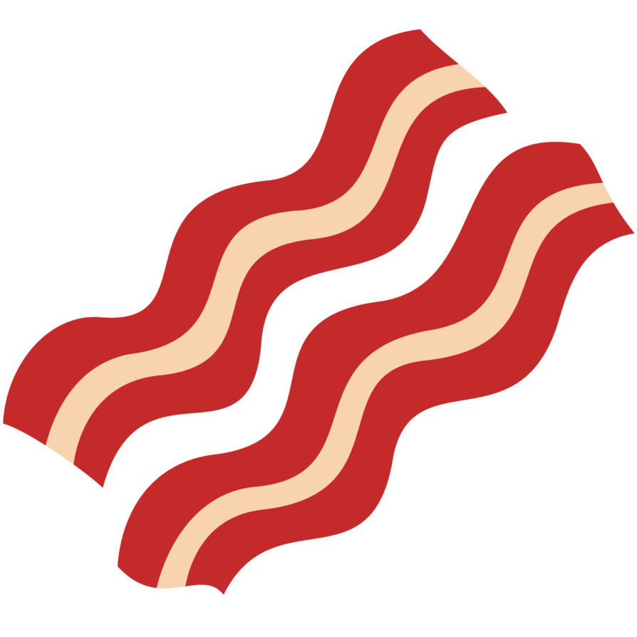 Bacon PNG - 23838