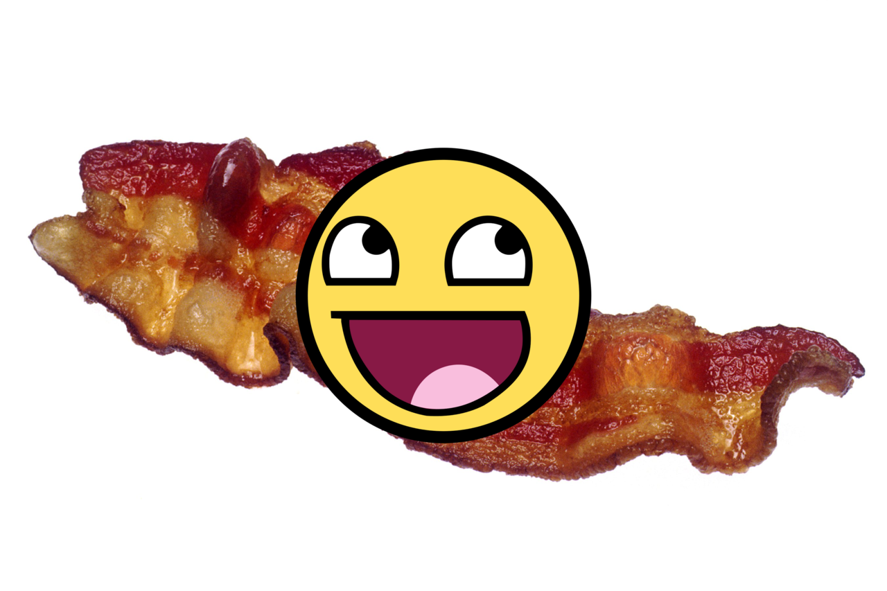 Bacon PNG - 7790