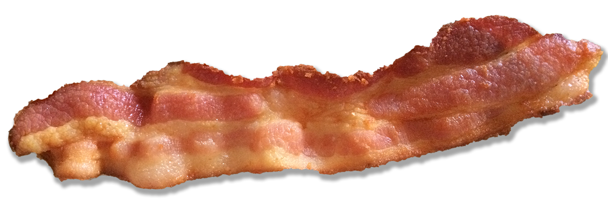 Strip of bacon - Bacon PNG