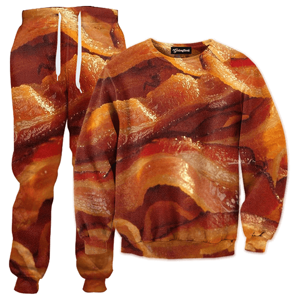 Bacon Strips crewneck - Bacon Strips PNG