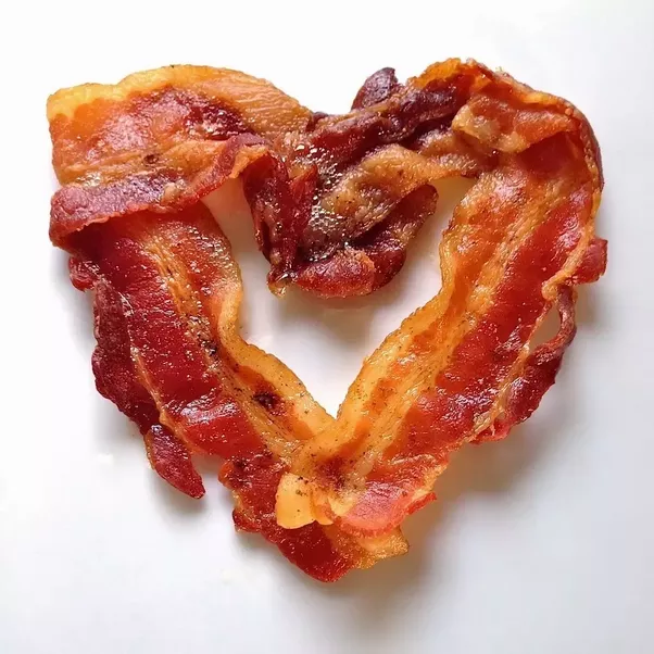 But if by u201csafeu201d you mean u201cI wonu0027t die early because of heart diseasesu201d  then probably one slice per day. - Bacon Strips PNG