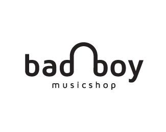 Bad Boy - Logo Bad Design PNG - Bad Design Logo PNG