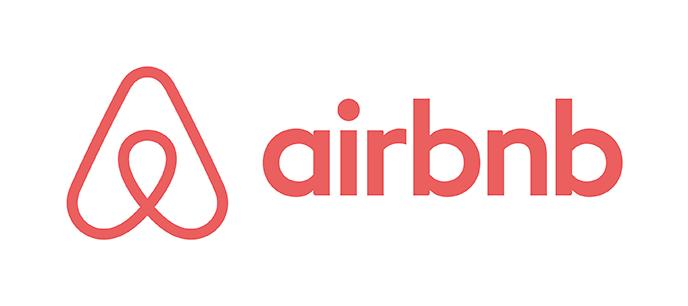 Image: new Airbnb logo - Bad Design Logo PNG