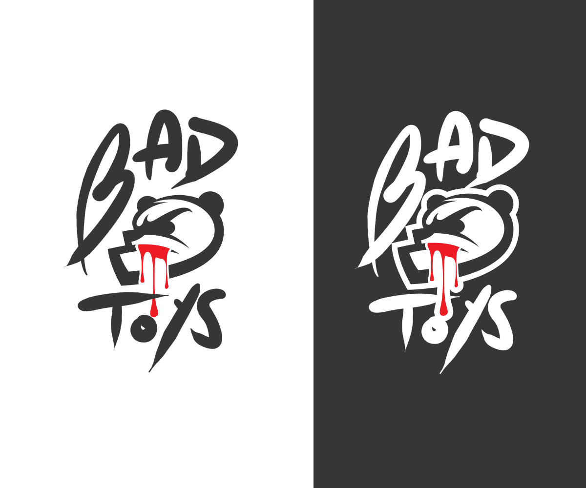Logo Design by killpixel for Bad Toys Inc. - Toys for big boys - Design - Bad Design Logo PNG