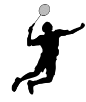 Badminton PNG - 9605