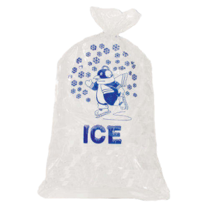 Bag Of Ice Cubes PNG-PlusPNG.com-300 - Bag Of Ice Cubes PNG