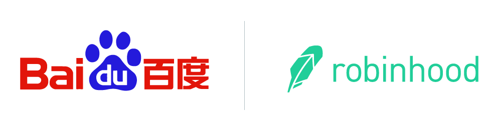 Robinhood lets China trade US stocks free through Baiduu0027s finance app |  TechCrunch - Baidu Logo PNG