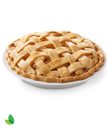 Apple Pie Recipe with Truvía® Brown Sugar Blend and Truvía® Cane Sugar Blend - Baked Pie PNG
