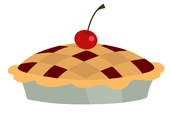 File:Canterlot Castle pie.png - Baked Pie PNG