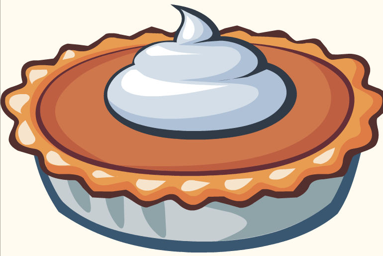 Pie.png - Baked Pie PNG