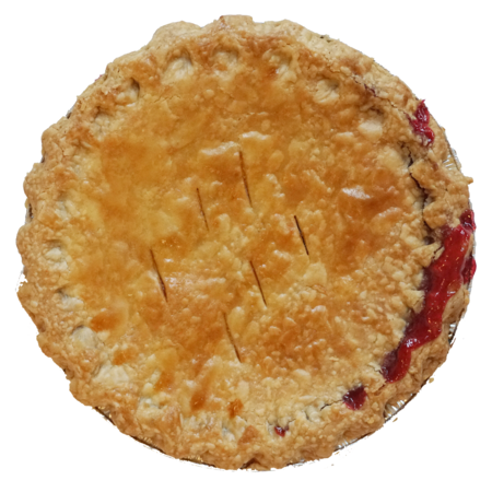 Sour Cherry ???? - Baked Pie PNG