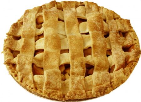 Thanksgiving PlusPng pluspng.com - PNG Whole Pie - Baked Pie PNG