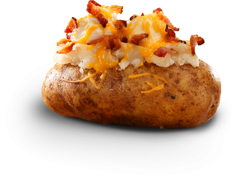 Baked Potato PNG HD