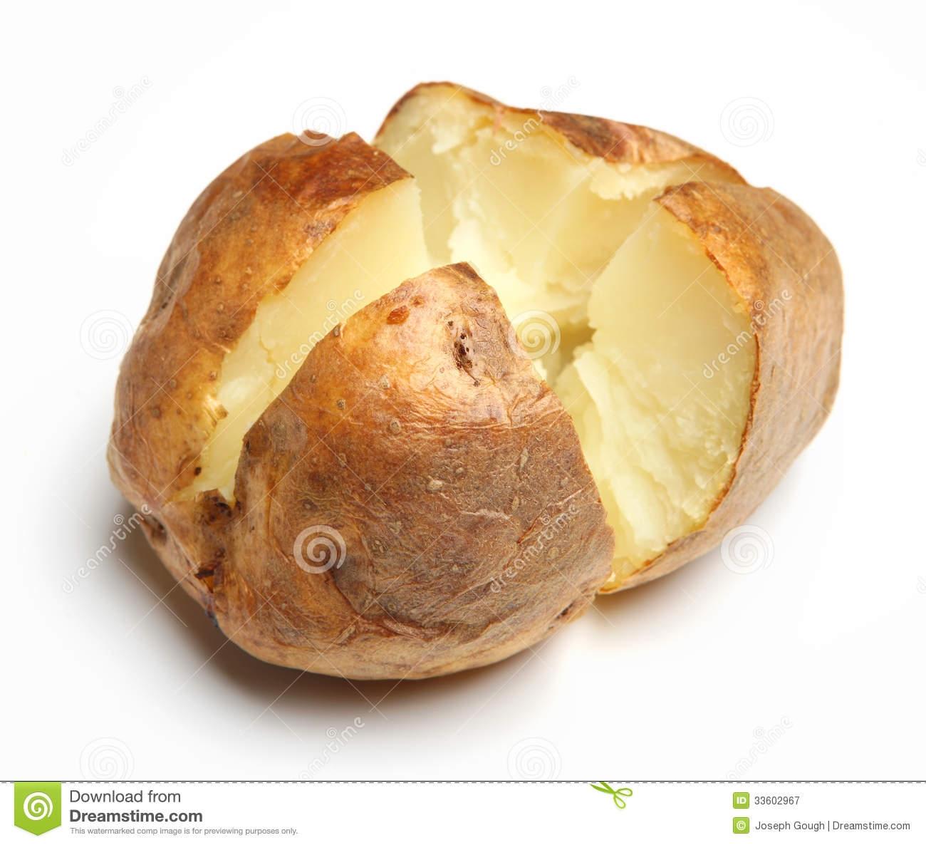 Potato clipart baked potato #3 - Baked Potato PNG HD