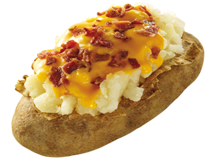 Product Category: Baked Potato - Baked Potato PNG HD