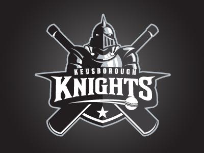 Keysborough Knights Cricket Club Logo - Bakersfield Knights Logo PNG - Bakersfield Knights PNG