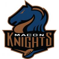 Knights; Logo of Macon Knights - Bakersfield Knights PNG