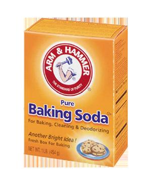 Baking Soda PNG - 86775