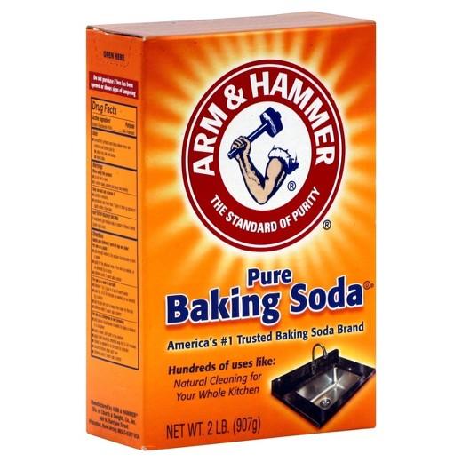 Baking Soda PNG - 86786