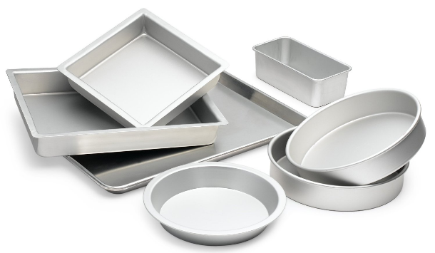 Fat Daddios Bakeware - Professional Baking Pans For Your Home PlusPng.com  - Baking Tray PNG